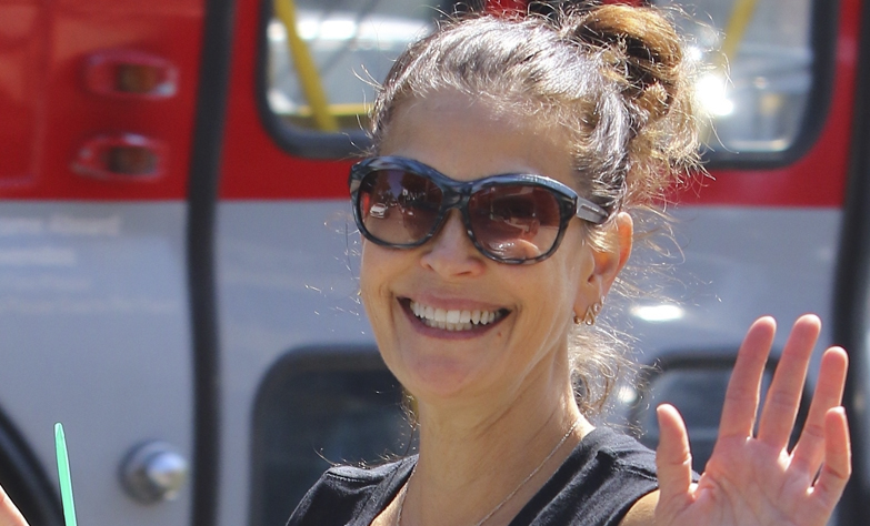 Fotos HQ's de Teri Hatcher en Los Angeles (Agosto 18)