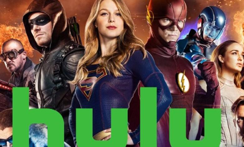 The CW se une al servicio de Hulu's Live TV Streaming