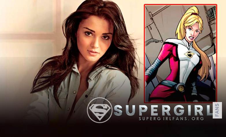 Una nueva aliada se une a Supergirl