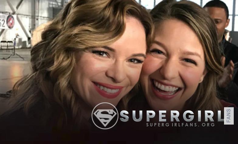 Danielle Panabaker espera cruzar con 'Supergirl' un día
