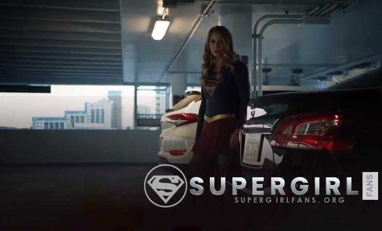 Video Supergirl 3×02 Sneak Peek #2 «Triggers»