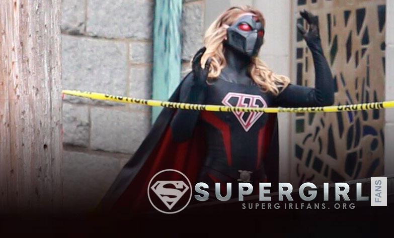Primera imagen de la Supergirl Nazi en el crossover del Arrowverso