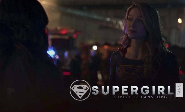 Video Supergirl | The Faithful Scene