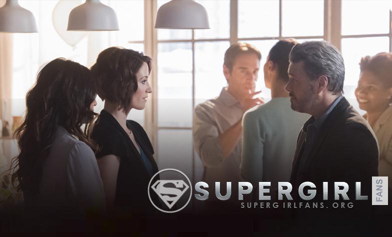 Posible Pista:¿Se altero la línea temporada en Supergirl?