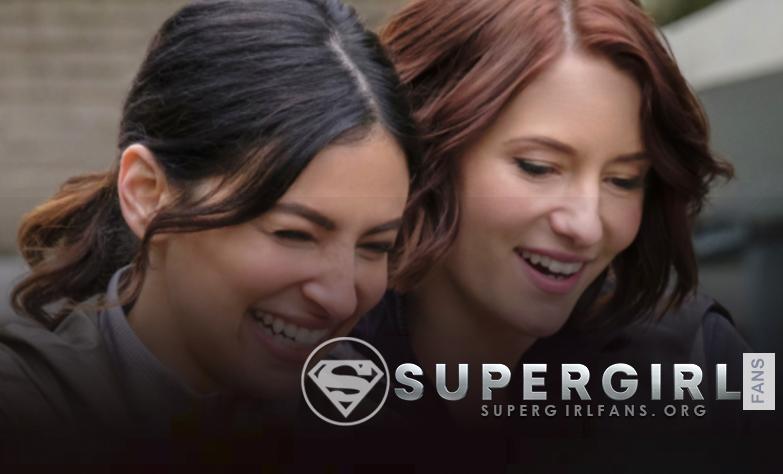 Chyler Leigh habla de la boda de Alex y Maggie en la tercera temporada de Supergirl
