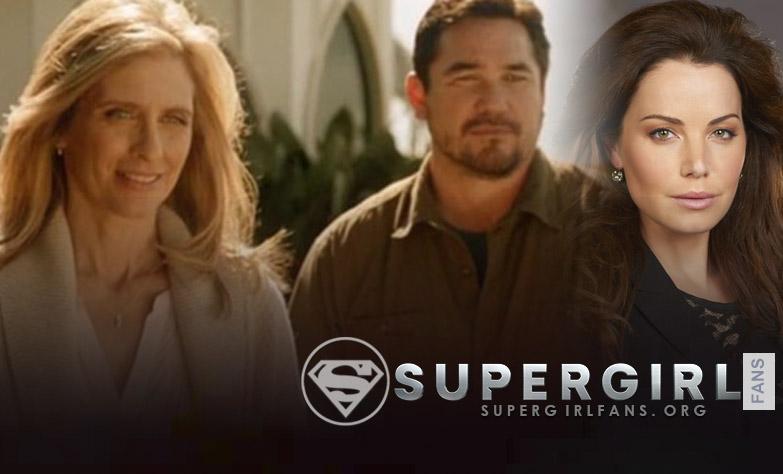 'Supergirl' productores hablan del legado del casting