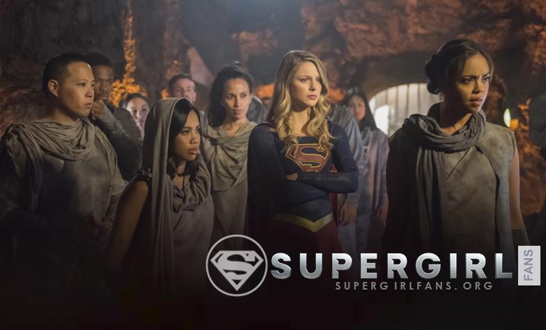 Stills del episodio de Supergirl 3.03 – Far from the Tree
