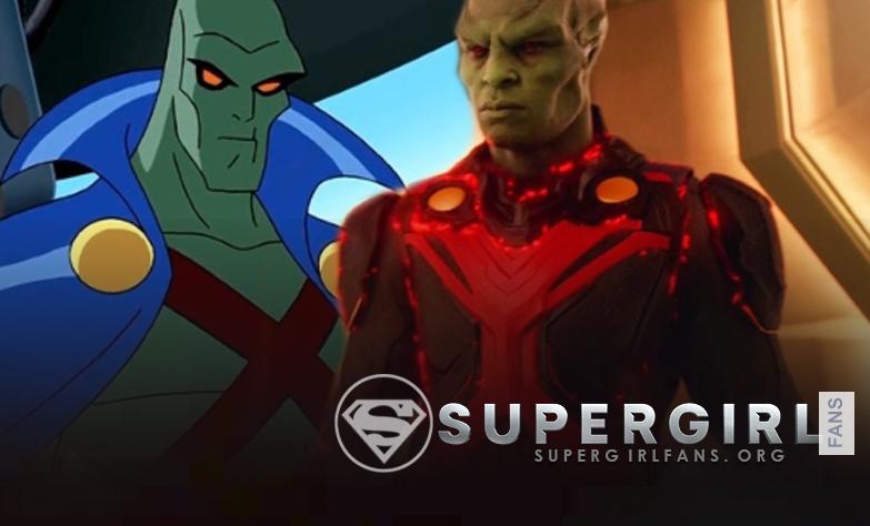 Supergirl: Andrew Kreisberg habla sobre la introducción del padre de Martian Manhunter's