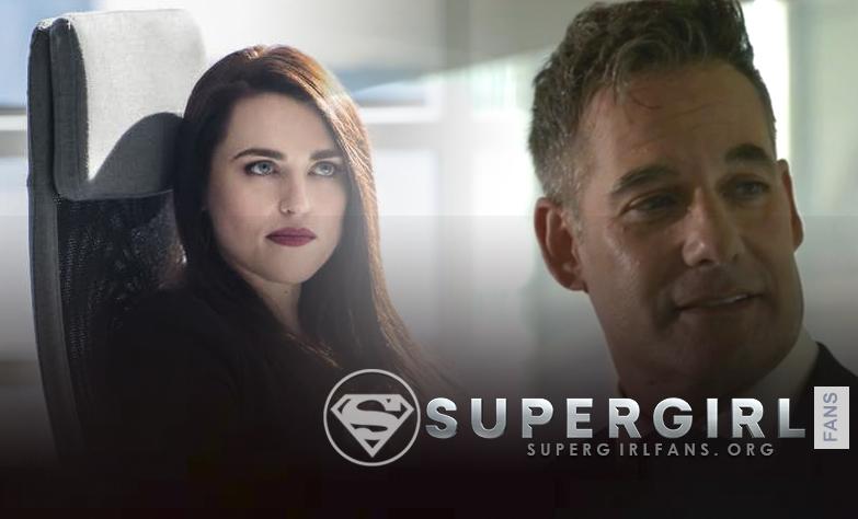 Supergirl : Lena Luthor ha hecho un enemigo mortal en Morgan Edge