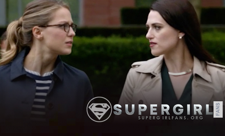 Nueva información sobre la dinámica entre Kara y Lena