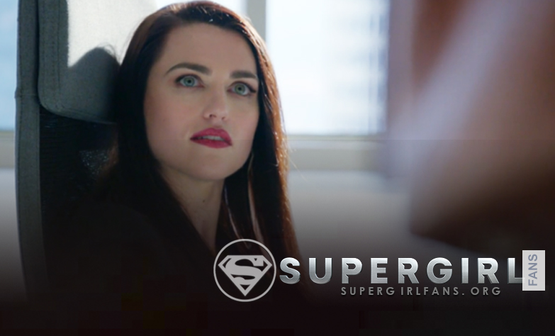 'Supergirl': Andrew Kreisberg habla sobre el personaje de Lena Luthor