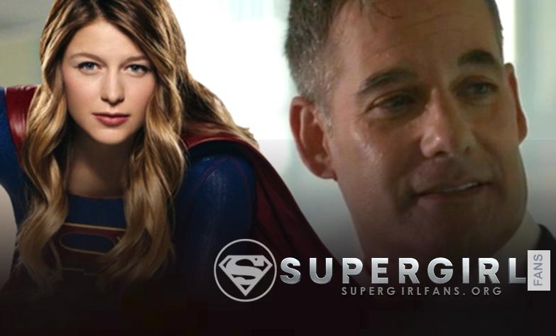 Supergirl:Detalles del personaje de Morgan Edge