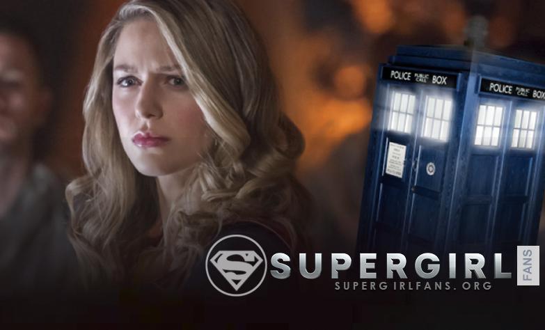 ¿'Supergirl' hizo referencia a 'Doctor Who'?