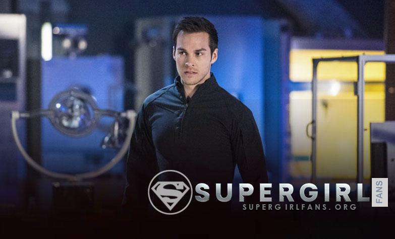 Cuando Mon-El regrese a 'Supergirl' para la tercera temporada, Chris Wood dice que cambiará el espectáculo de una manera importante