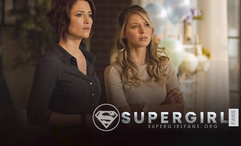 Supergirl : Jefe nos dice que veremos más escenas de hermanas, Reign, Lena + Stills