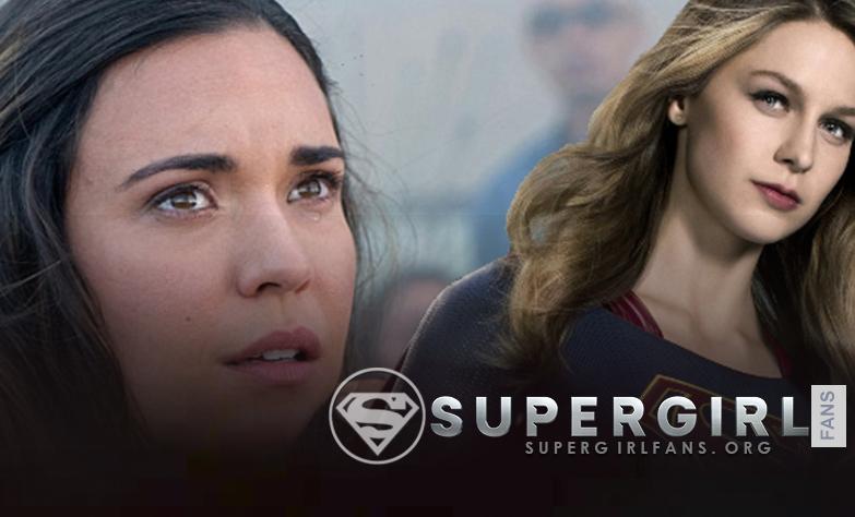 Odette Annable: Inicialmente Adicione para un papel diferente en Supergirl