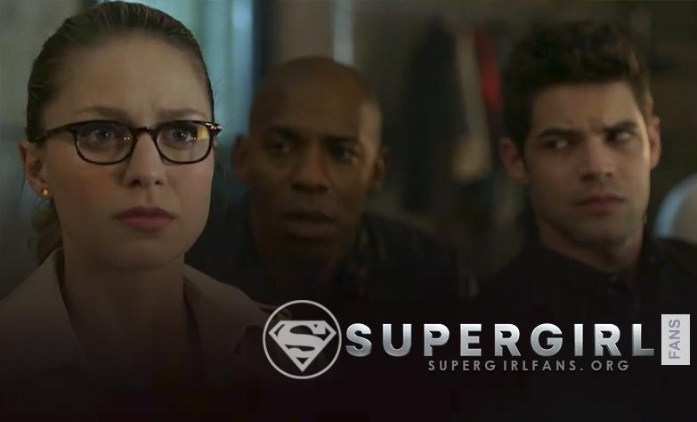 Video Supergirl 3×04 Promo «The Faithful