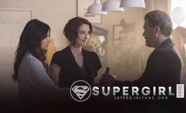 Supergirl:  Floriana Lima anticipa emotiva reunión de Maggie