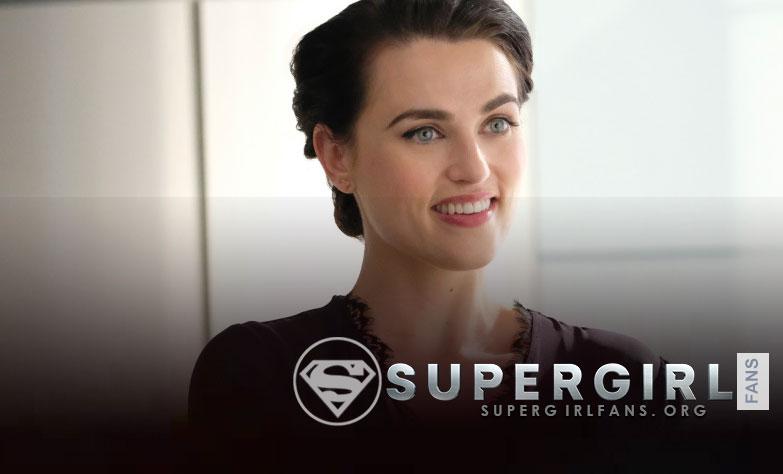 Lena Luthor muestra su lado oscuro en el nuevo tráiler de Supergirl