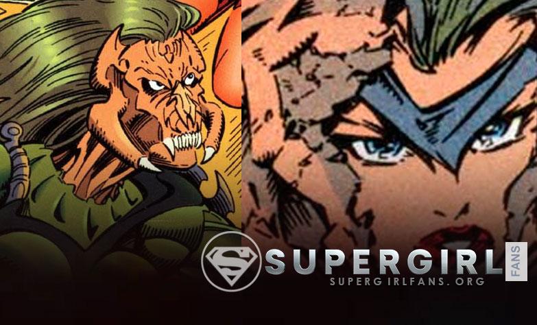 Los Tormocks podrían llegar a Supergirl en esta tercera temporada
