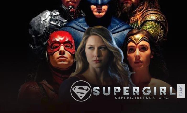 'Justice League' hace referencia a una historia de la 'supergirl' de los cómics