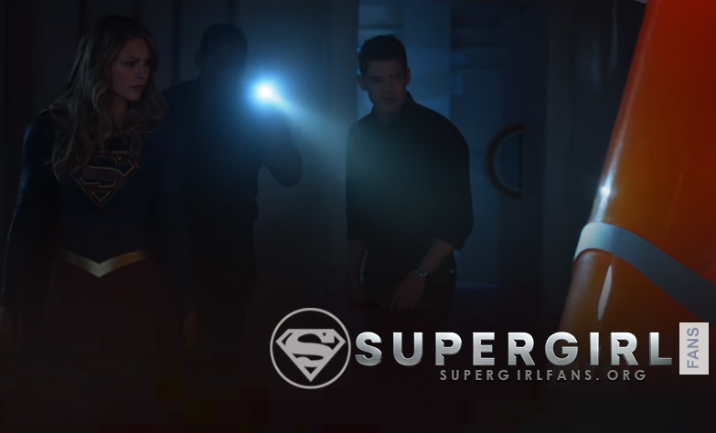 Supergirl | Wake Up Scene