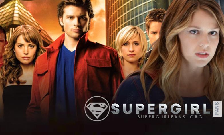 Supergirl 3.06 «Midvale» referencia a 'Smallville'