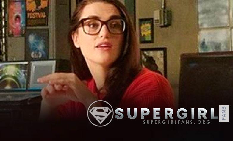 """Katie McGrath: la """"Legión de superhéroes"""" es una parte «masiva» de la temporada 3 de Supergirl"""