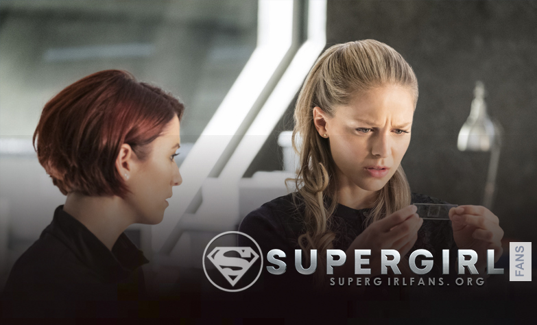 Stills de Supergirl 3.07 – Wake Up