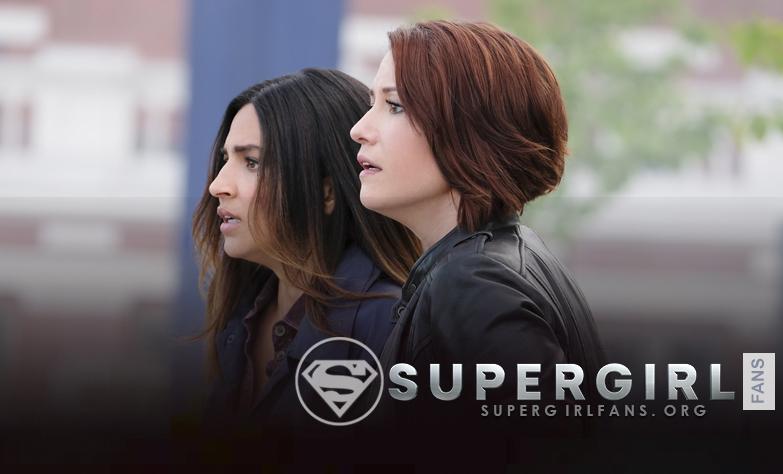 Supergirl: Andrew Kreisberg habla de Alex y Maggie