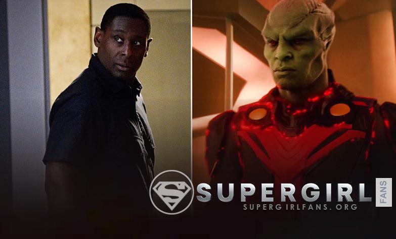 Entrevista: David Harewood habla de cómo los cómics influyen en Martian Manhunter en 'Supergirl'