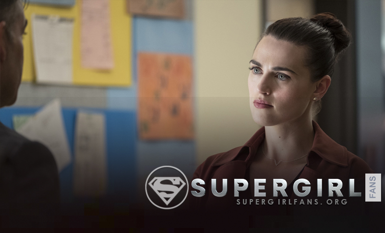 Entrevista: Katie McGrath espera que Lena no se vuelva malvada con 'Supergirl'