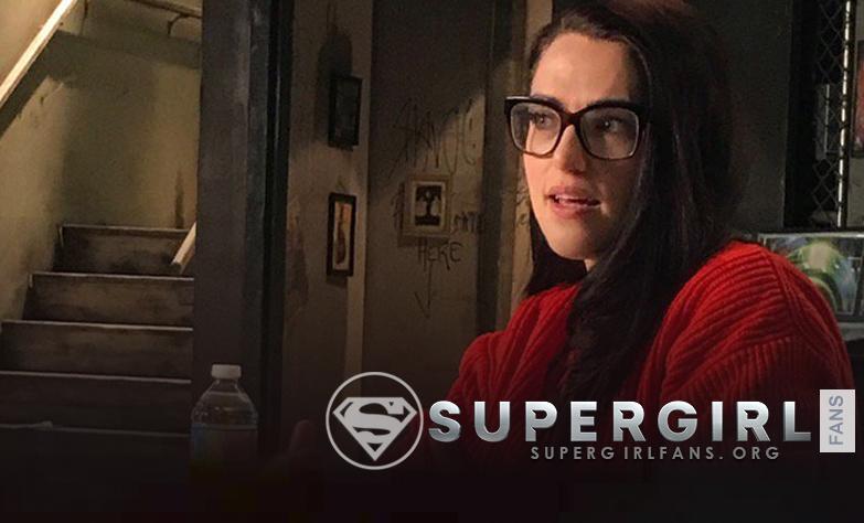 Supergirl: Entrevista  – Katie McGrath revela el talón de Aquiles de Lena Luthor