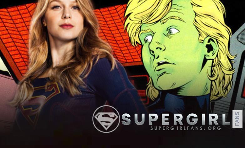 'Supergirl' : Jesse Rath como Brainiac 5 de la legión de superhéroes
