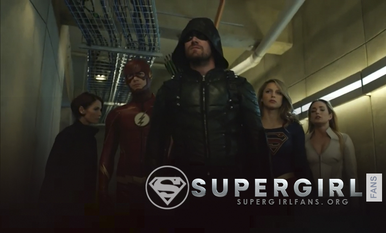 Video Crisis on Earth-X Crossover Teaser