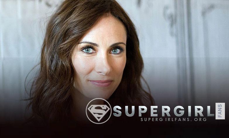 Laura Benanti habla de Supergirl