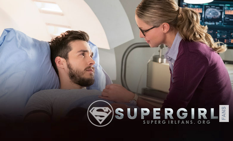 Review  – Supergirl 3.07 – Wake up
