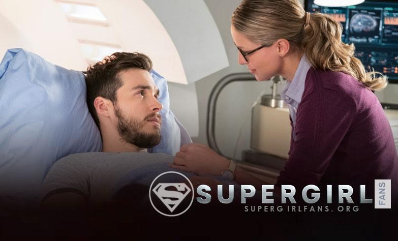 "Rating del episodio de Supergirl 3.07 ""Wake Up"""