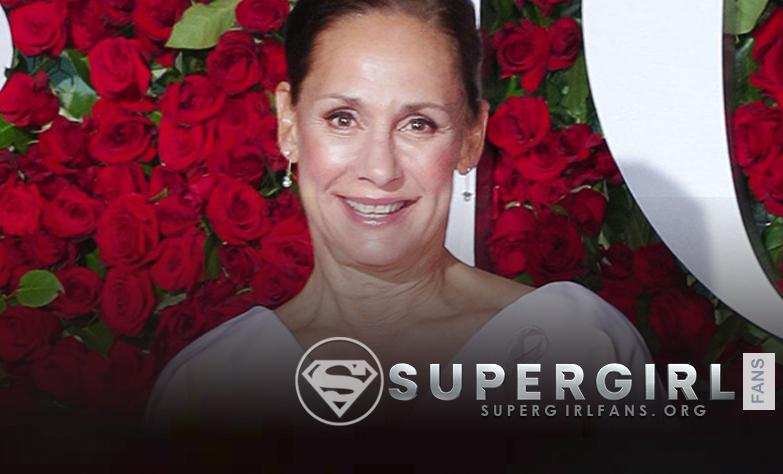 Laurie Metcalf se une al elenco de Supergirl