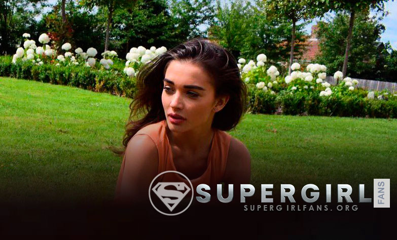 Amy Jackson habla de Supergirl, los fans y mucho más