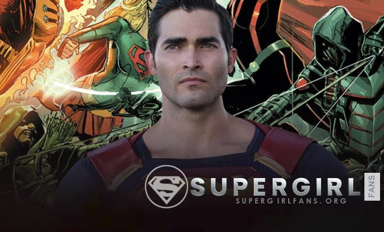 «Crisis on Earth-X Parte 3» revela SPOILER uno de ellos luchó contra Superman