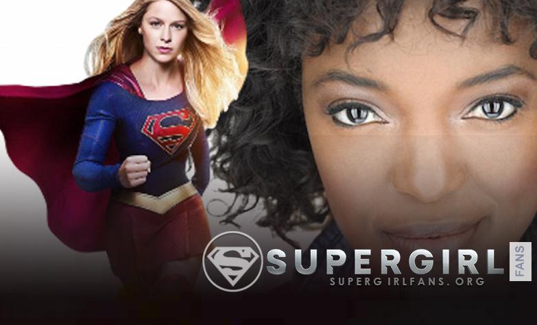 Krys Marshall 'This Is Us'fichada para la tercera temporada de Supergirl