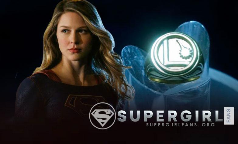"""Cómo Supergirl presentó a """"La Legión de Superhéroes"""""""