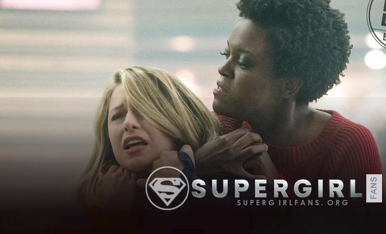 'Supergirl': primer vistazo del segundo Worldkiller Revelado