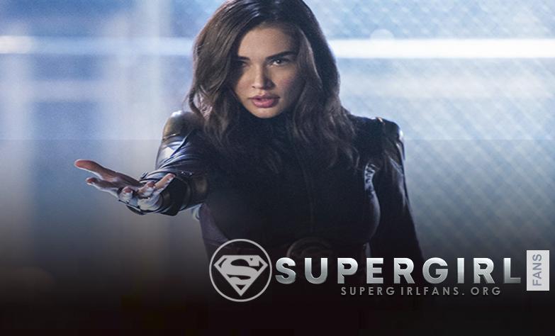 Amy Jackson, de Supergirl , descarta drama entre Kara y Saturn Girl: 'No todo es sobre el triángulo de amor'