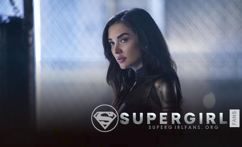Supergir: Amy Jackson habla sobre la admiración de Saturn Girl por la chica de Acero