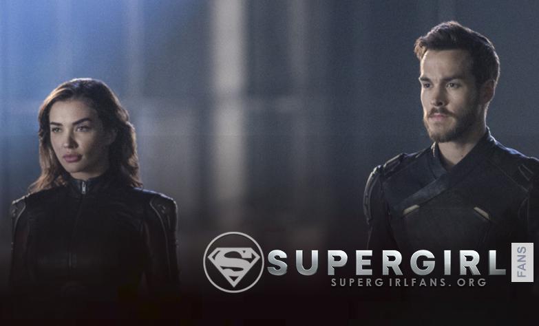 Video: Supergirl 3×10 Sneak Peek «Legion of Superheroes»