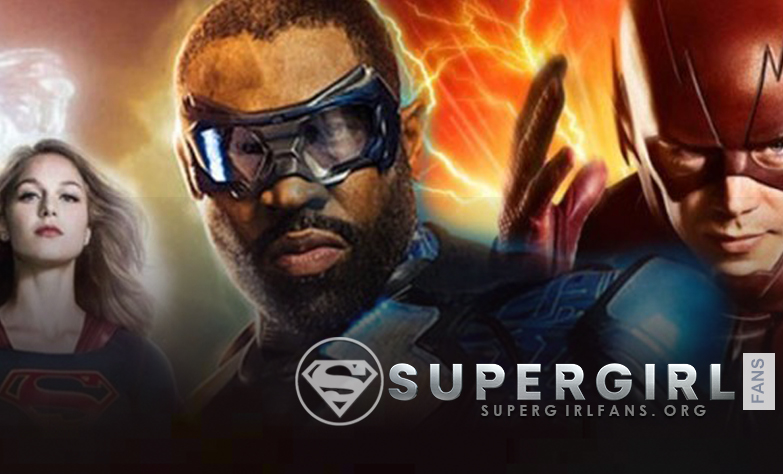 Elenco de 'Black Lightning' quiere un Crossover con 'Supergirl' y 'The Flash'