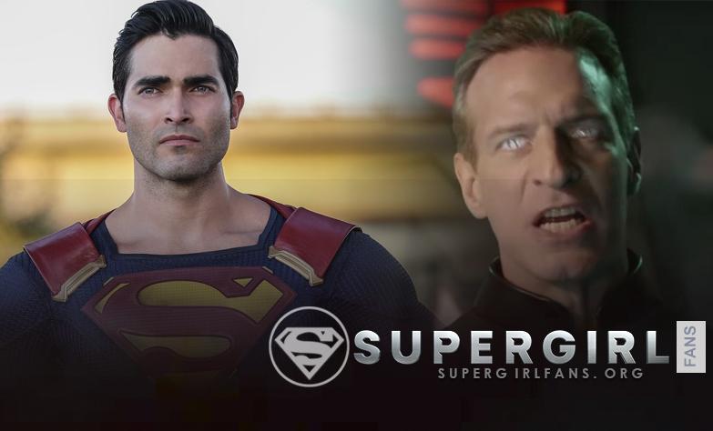 'Supergirl' revela que Superman en el  Arrowverse mató al general Zod