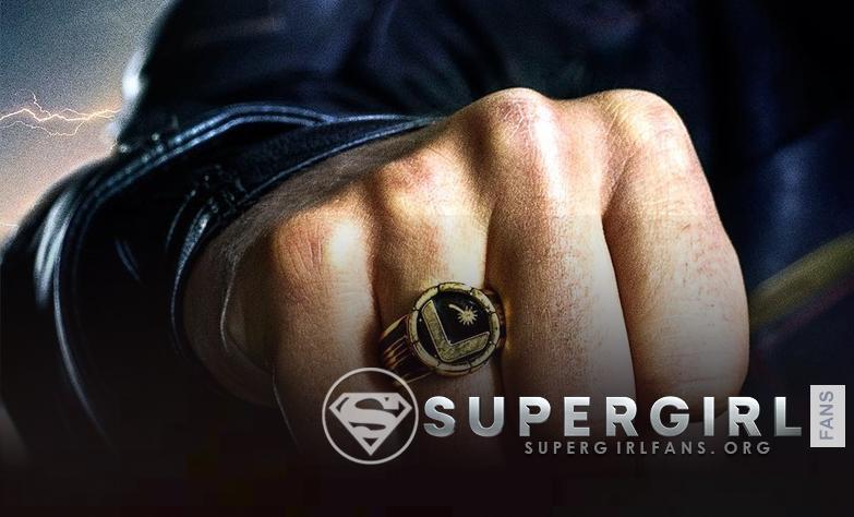 Nuevo poster de Supergirl «El anillo de la Legión»
